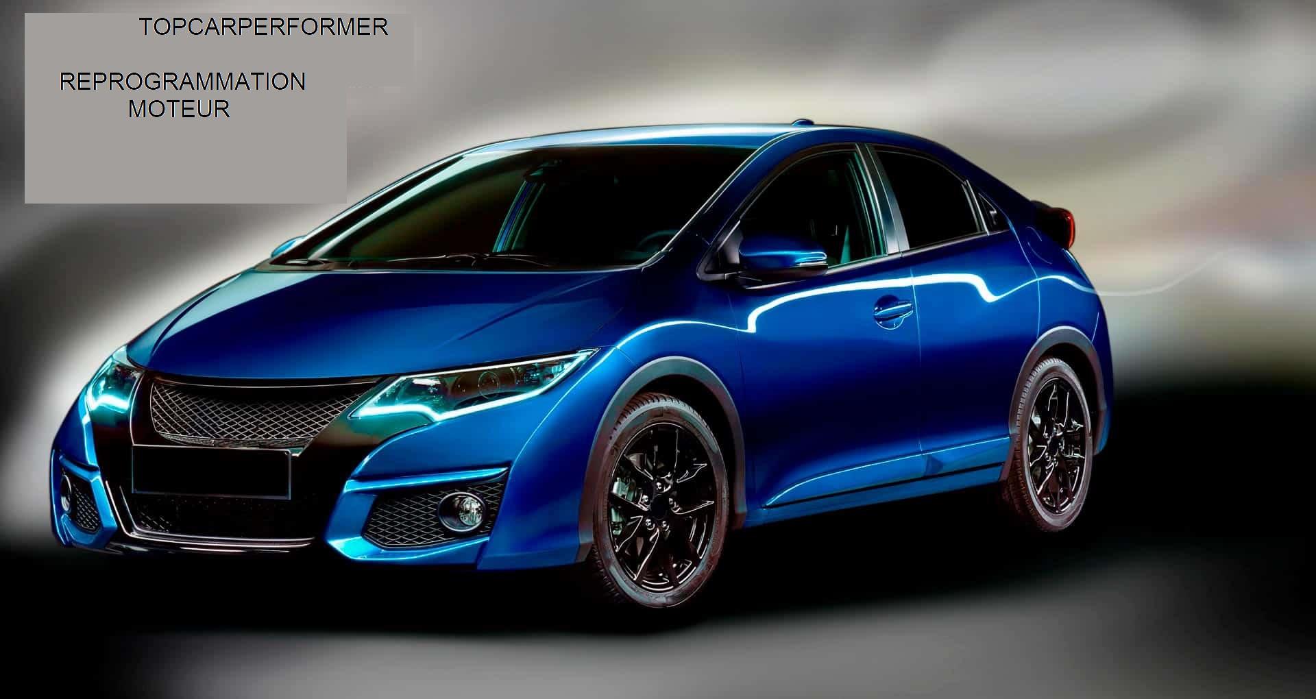 Honda civic 1 6 ecm ok