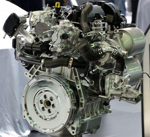 Mazda moteur